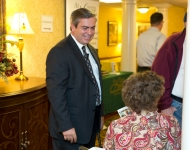 Senator Browne's 2013 Senior Information Fair at Country Meadows in Allentown