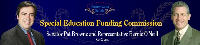 Special Education Funding Commission
